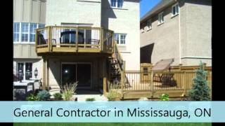 General Contractor Mississauga ON KD Contracting Inc.