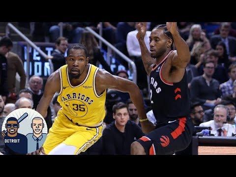 Do Kawhi Leonard, Raptors have a chance to beat Warriors in Finals? | Jalen & Jacoby  | NBA on ESPN