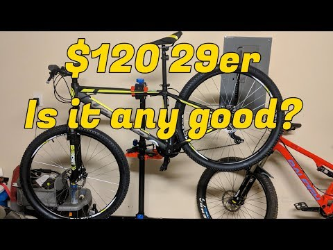 Cheap 29er worth it? Upland Valor