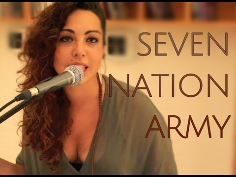 Seven Nation Army - Acoustic (The White Stripes - Ben L'Oncle Soul - Cover)