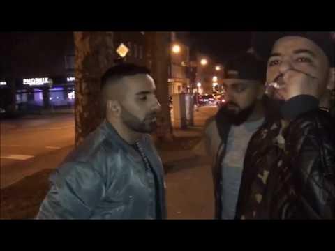 Achi der Entertainer Kanaken in der Bronx mit Pa Sports und Ibo Diab