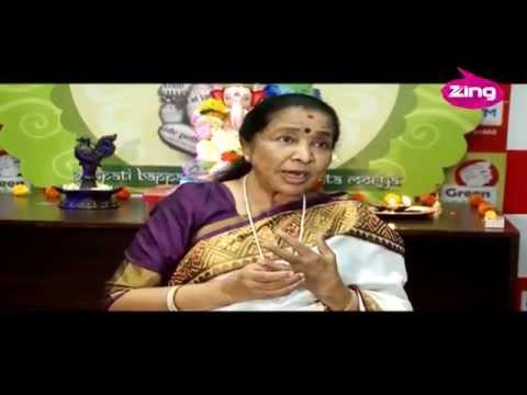 Asha Bhosle takes on Yo Yo Honey Singh - Zing