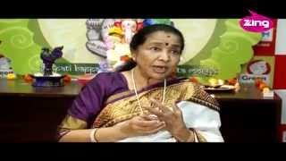 Asha Bhosle takes on Yo Yo Honey Singh - Zing