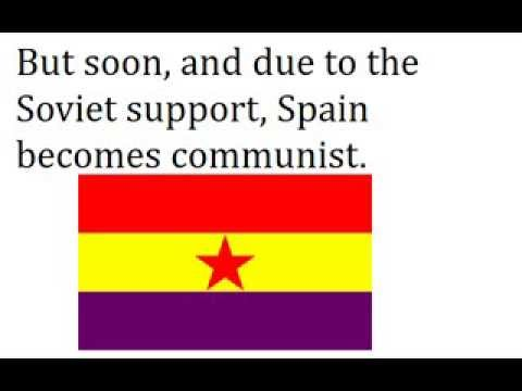 Alternate history: The Spanish republic won