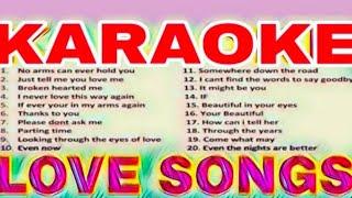 Karaoke Love Songs English Version screenshot 2