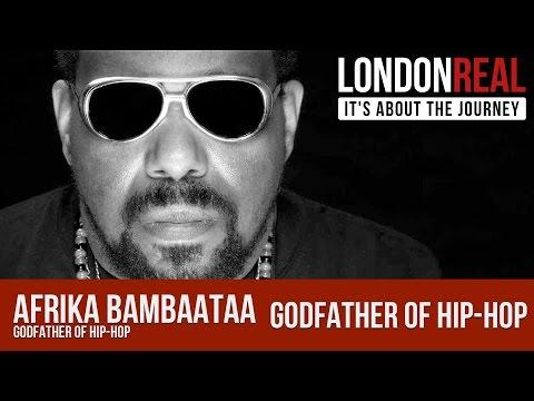 Afrika Bambaataa - Godfather of Hip Hop   London Real