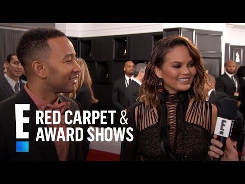 "John Legend: Chrissy Teigen ""Eats Like a Toddler"" | E! Live from the Red Carpet"