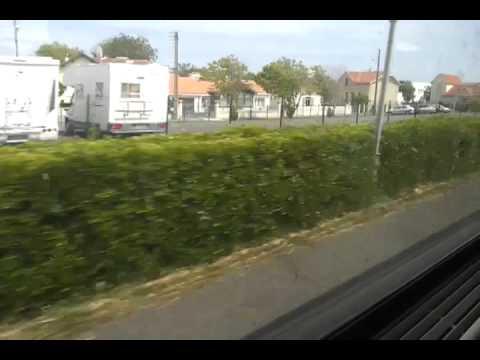 Voyage en corail intercité de La Rochelle à Rochefort.mp4