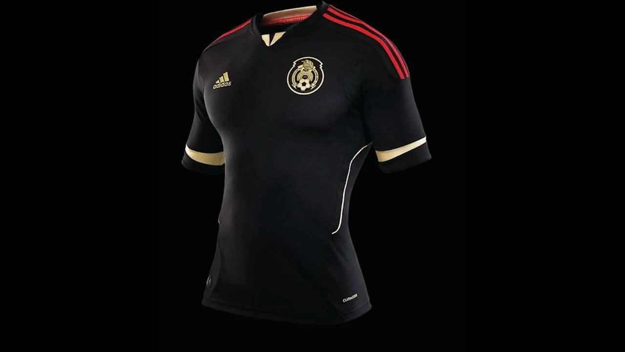 f65f40d604301 Nueva Camiseta de la Seleccion Mexicana 2011 (Adidas) - YouTube