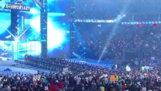 John Cena TV Entrance - WRESTLEMANIA 25 !!!!!!!!!!!!!!!