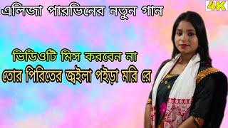 Tor Priter Joila Pori Mori Re l Elija Parbin New l Elija Parbin Bangla Song l Cool Music