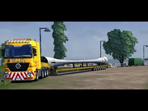 convoi exceptionnel euro truck simulator 2