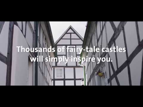 Inspiration is HERE | Travel to Germany for fairytale castles and gardens