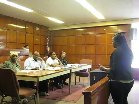 MVI 0730  - East Cleveland City Council Committee Meetings - 4/27/2016