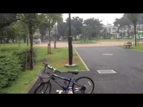 Wadabori Park in Suginami, Tokyo