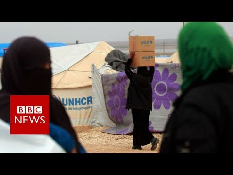 Syrian women 'sexually exploited' by aid workers - BBC News