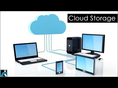 Top 10 Best Cloud Storage Services - 2018