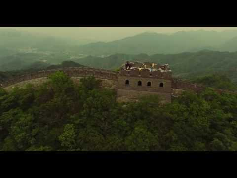 Great Day - Great Wall. China - Beijing.