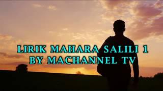 Download lagu MAHARA SALILI 1 LAGU MANDAR BY MACHANNEL TV MP3