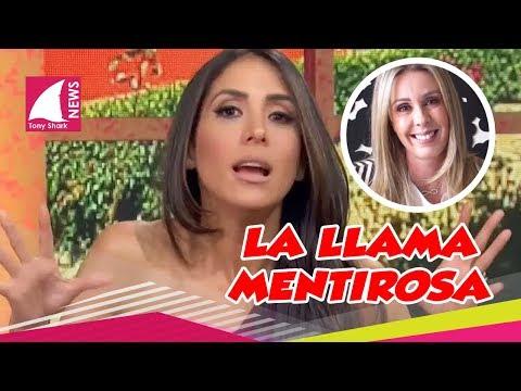 Cynthia Urías se lanza contra atala sarmiento y la llama mentirosa