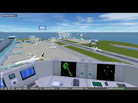 Airport Madness 3D E247 TOWER MONTH-Kingston