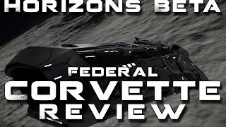 Horizons Beta Federal Corvette Review and First Impressions