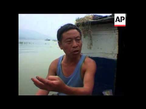 Effects on the environment of the Three Gorges dam