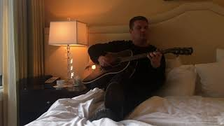 """Nathan Willett (Cold War Kids) performs """"So Tied Up"""" in bed 