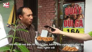 Trở về tuổi thơ với quẩy 1000 đồng phố Thái Thịnh - Hà Nội