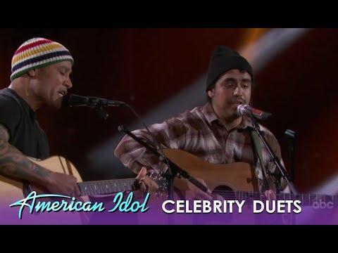 "Alejandro Aranda & Ben Harper: ""There Will Be A Light"" EMOTIONAL Performance!   American Idol 2019"