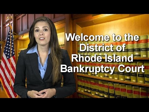Welcome to the Rhode Island Bankruptcy Court