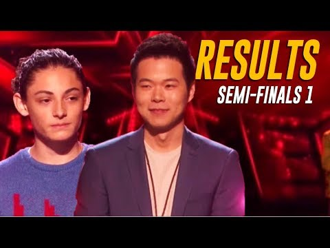 RESULTS: These 5 Acts Are Going To The Finals! Did Your Fave