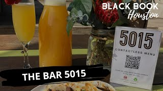 Black Book Houston ft. The Bar 5015