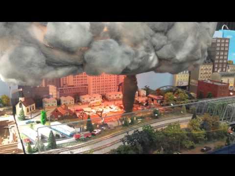 Modelling Railroad Toy Train Track Plans -Train show n gauge tornado