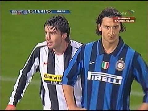 Serie A 2007-08, Juve - Inter (Full, RU)