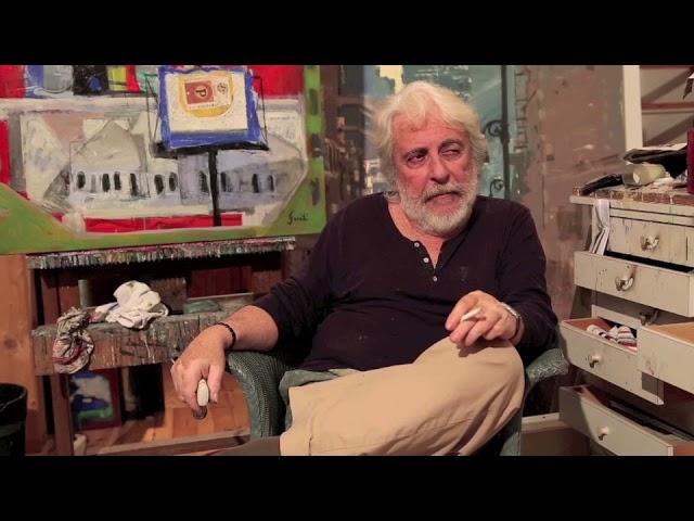 Gilles Gorriti Interview