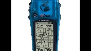 Garmin Etrex Legend GPS