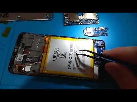 Ремонт телефона Meizu M5