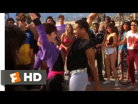 Breakin' (1/11) Movie CLIP - Breakin' at Venice Beach (1984) HD