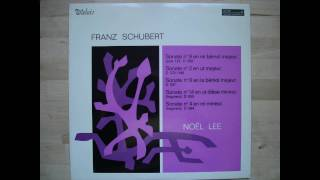 Schubert SONATA NO2 - Noël Lee  2/3