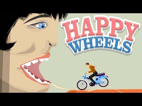 口の中にいらっしゃい♪ - Happy Wheels 実況プレイ (Việt Sub)