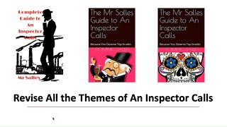 Revise All the Themes of An Inspector Calls