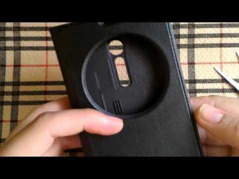 Aliexpress-ASUS Zenfone 2 Smart View Window Quick Circle Case Battery Back Cover Flip