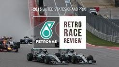 PETRONAS Retro Race Review – F1 United States Grand Prix 2015