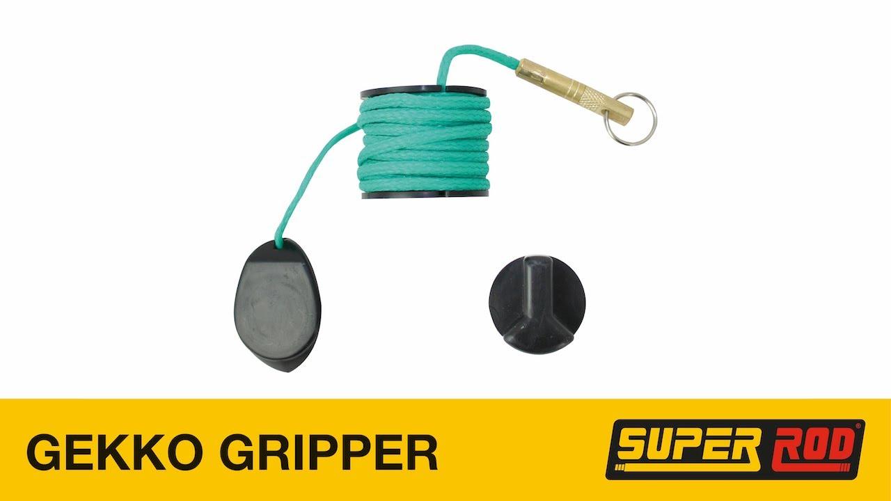 Gekko Gripper - SRGG6.1 - YouTube