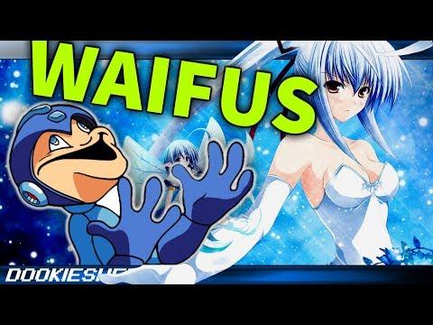 MegaMan + Anime Waifus!? - [Rosenkreuzstilette]