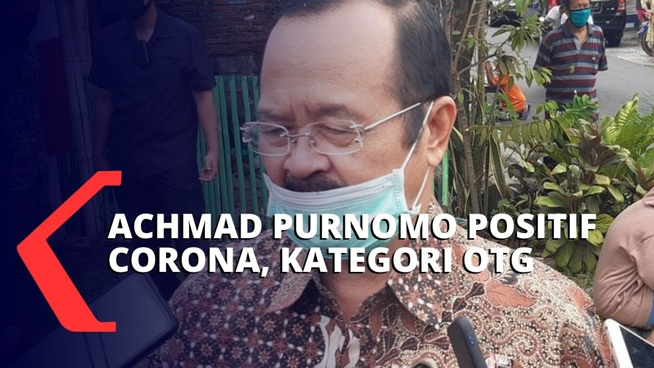 Download Wakil Wali Kota Solo OTG Corona, Fx Hadi Rudyatmo Sempat Berpelukan
