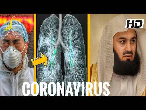 Mufti Menk Reveals How To Protect From Coronavirus - New 2020
