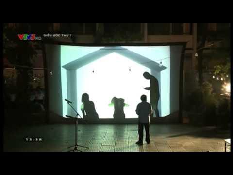 Điều ước thứ 7 Ngày 11/7/2015 - Ca sĩ Hoàng Bách và bé Tê Giác hát tặng nhân vật của chương trình