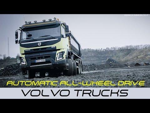 Volvo Trucks Automatic All-Wheel Drive